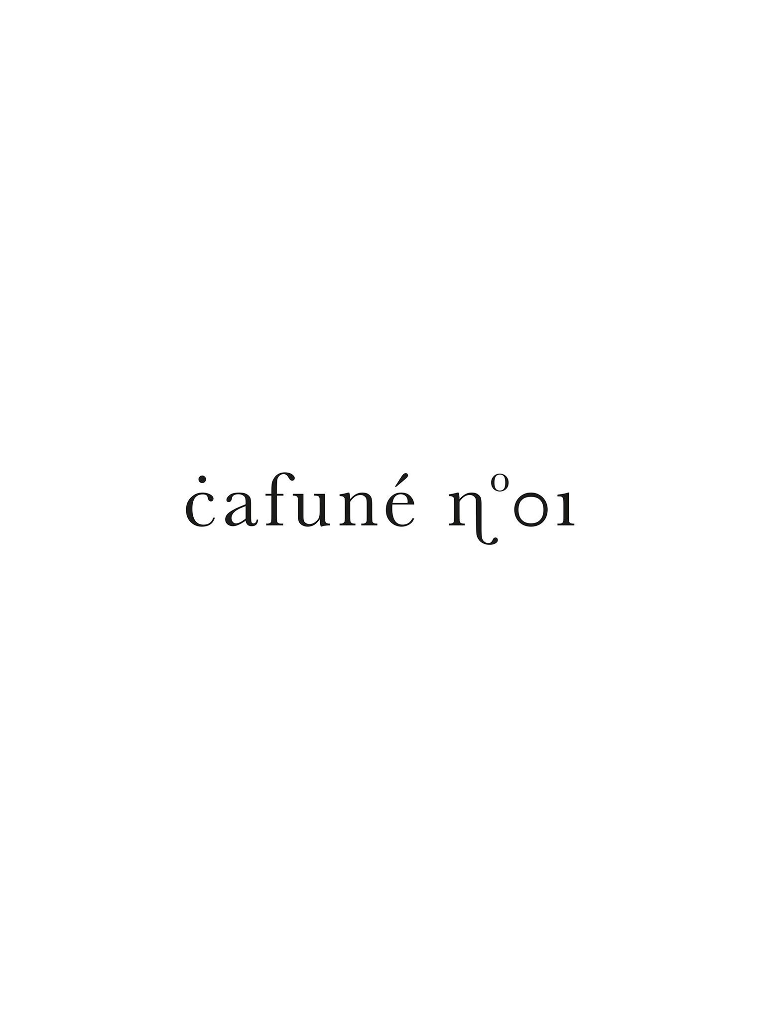 Cafuné 01 cover