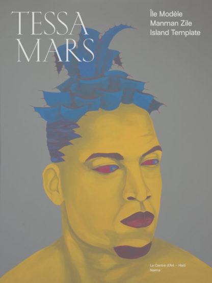 Tessa Mars Island Template Cover