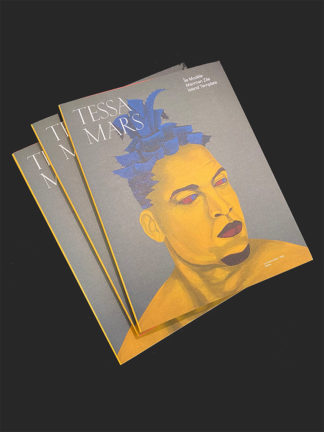 Tessa Mars, Island Template' s cover